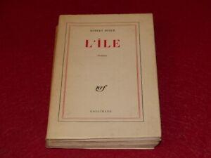 Robert-MERLE-L-039-ILE-Nrf-Coll-Blanche-EO-1962-Revoltes-Bounty-Tahiti