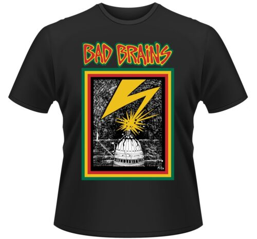 S - XXXL NEW /& OFFICIAL! Bad Brains /'Bad Brains/' T-Shirt