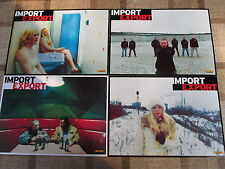 IMPORT EXPORT - 8 Aushangfotos - Ulrich Seidl