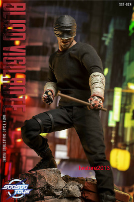"Soosootoys 1:6 SST023 Night Vigilante 12/"" Male Action Figure Collectible Presale"
