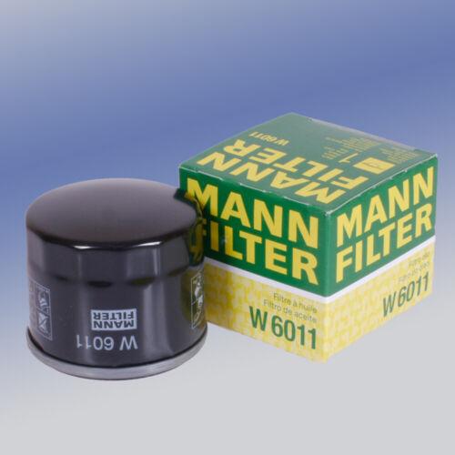 Homme W 6011 Filtre à huile anschraubfilter Cartouche pour Smart Fortwo