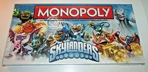 RARE-Monopoly-Skylander-2013-Board-game-BRAND-NEW-SEALED