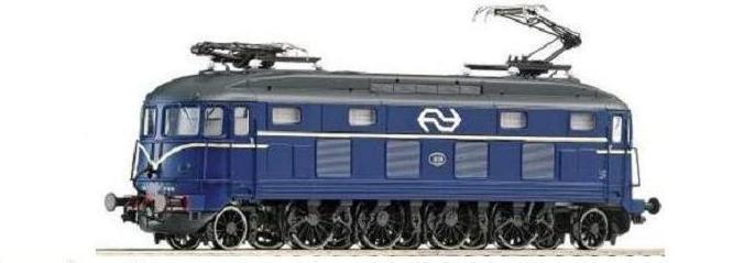 Roco h0 72519 gasóleo 1002 azul ns ep.4 nuevo embalaje original serie 1000 Países Bajos