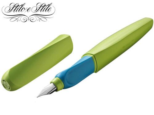Pelikan Twist ColorPenna Stilografica ErgonomicaVari ColoriFountain Pen