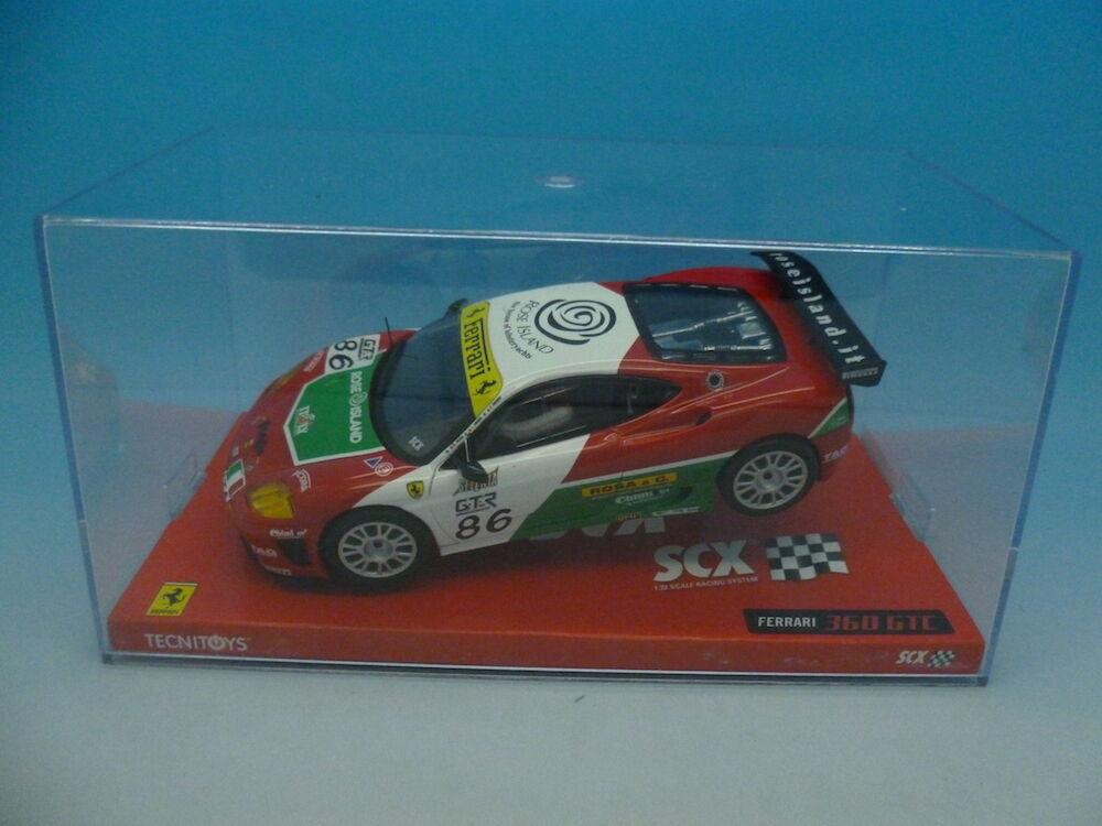 SCX Ferrari 360 GTC Ref 62020