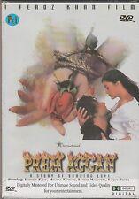 Prem aggan - fardeen Khan , Meghna Kothari [Dvd] 1st Edition PEI
