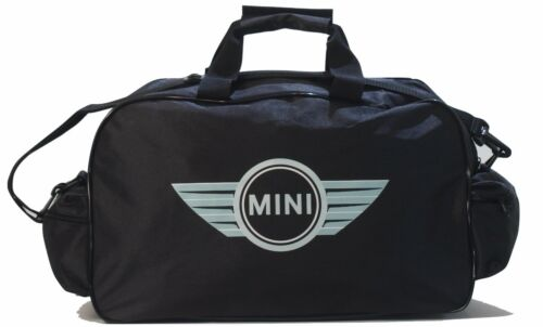 GYM DUFFEL BAG convertible chili clubman flag NEW MINI COOPER TRAVEL TOOL