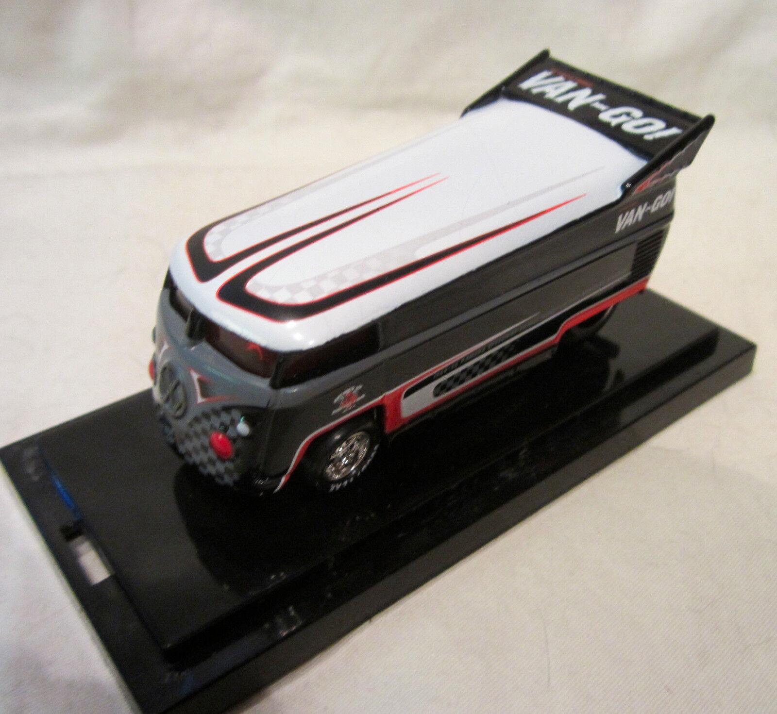 Hot Wheels Libertà Promozioni Van-Go Volkswagen Trascinare Bus  196/1000 Fatto