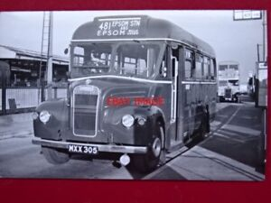 PHOTO-LONDON-TRANSPORT-BUS-NO-GS5-ON-ROUTE-481