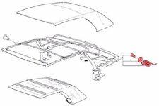 NEW OEM BMW E36 Folding Top Corner Bow Tension Spring Repair Kit 54348201077
