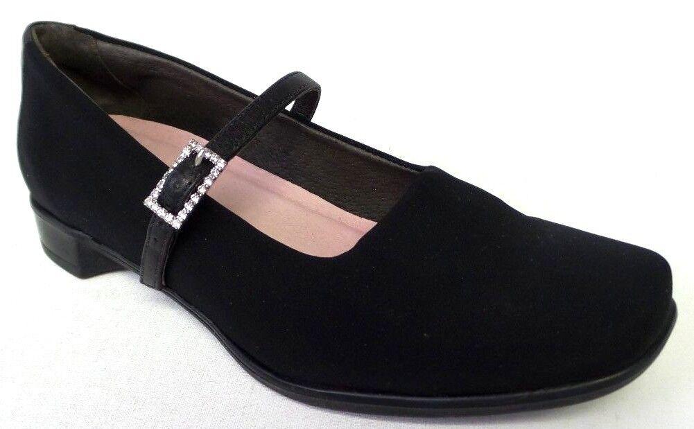 Nuevo Vestido Vestido Vestido Dama Naot Zapatos-US tamaño 5-Negro  tomar hasta un 70% de descuento
