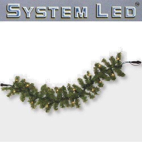 System LED Girlande Girlande Girlande Extra 100er warmweiß 6m extra Best Season 465-91 c3ca2b