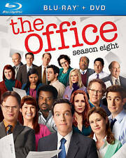 The Office: Season Eight (Blu-ray/DVD, 2012, 5-Disc Set)