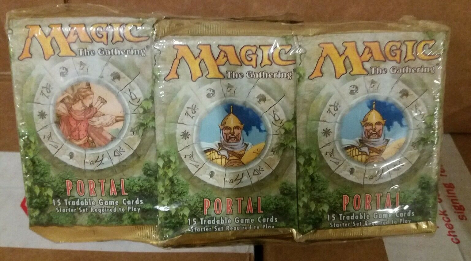 Magic the Gathering Portal Booster Lot 36-Ct Rare MTG MTG MTG TCG CCG 26583c