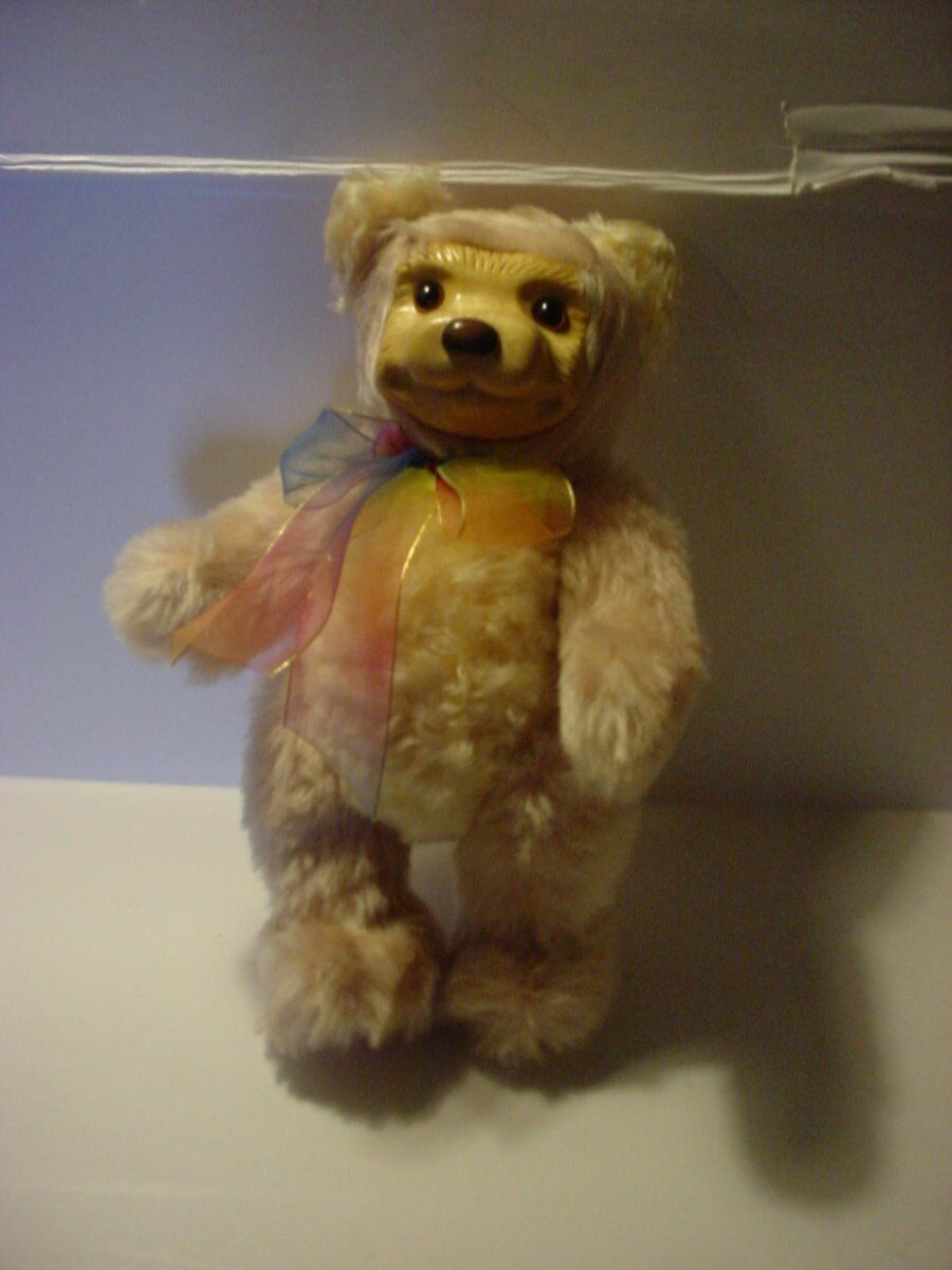 Robert Raikes Signed 2000 Sugar Cheeks Robert Raikes Rainbow Bear After Applause