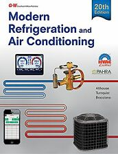 Modern Refrigeration and Air Conditioning (Modern Refridgeration and Air Cond...