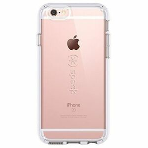 competitive price 5a684 b3e2a Speck Clear CandyShell Case for Apple iPhone 6 and 6s