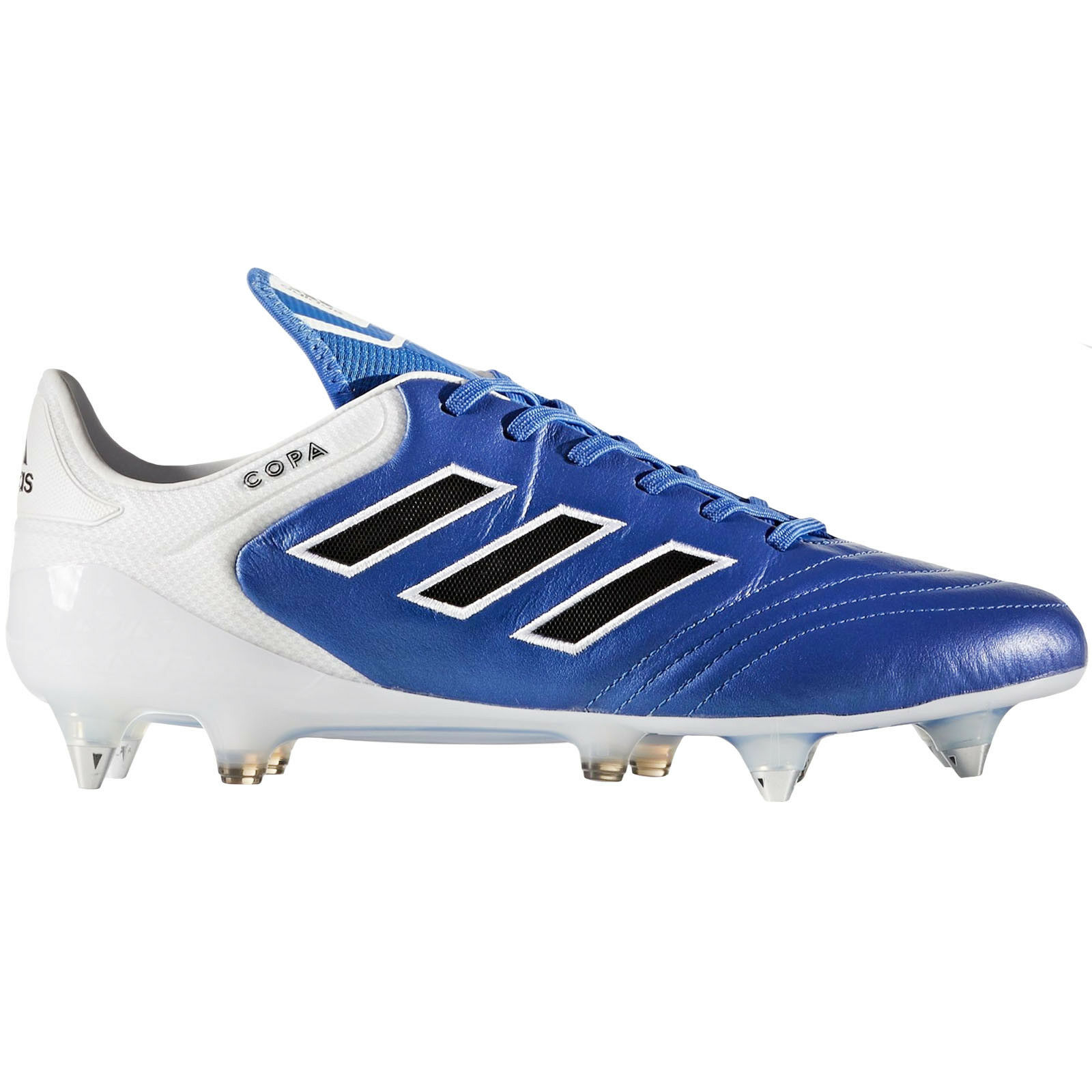 Adidas Performance Mens Copa 17.1 SG Football Soccer Sports Training Boots -bluee