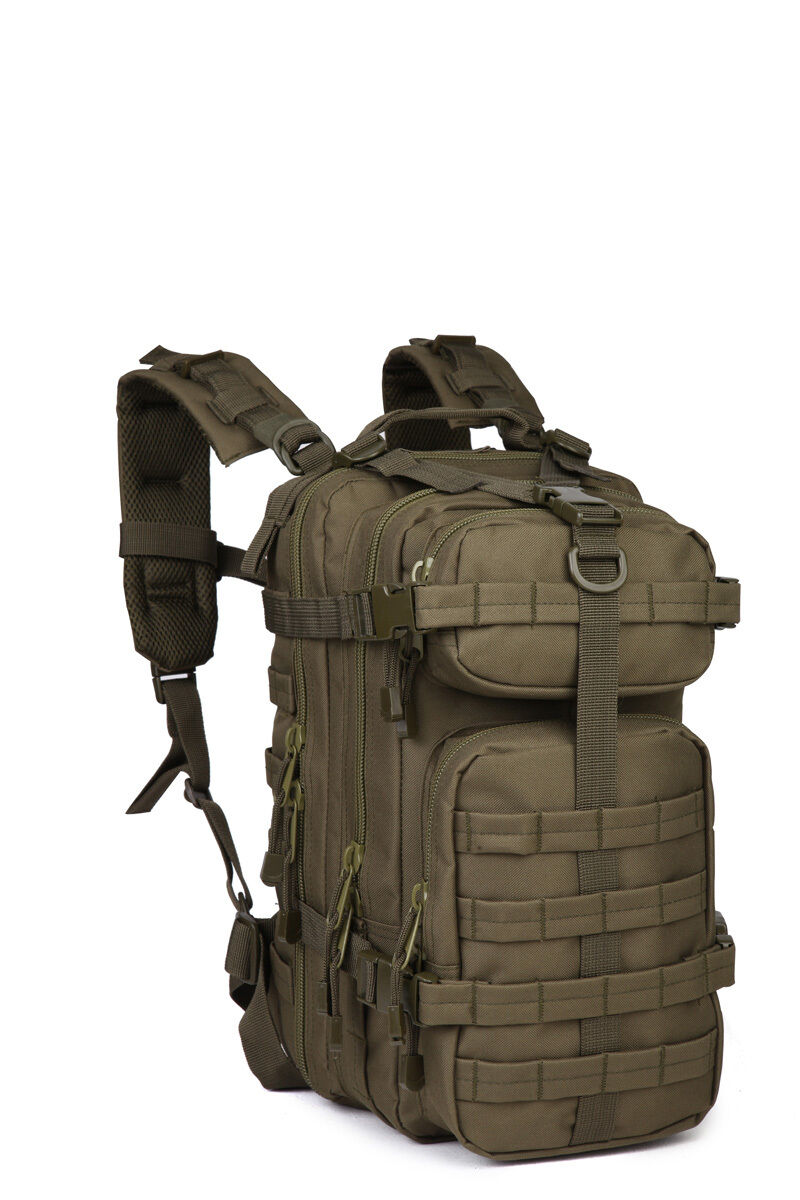 30L Outdoor Tactical Backpack Military Sport Camping Hiking Trekking B... - s l1600