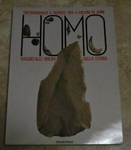 HOMO-VIAGGIO-ALLE-ORIGINI-DELLA-STORIA-CATALOGO-MOSTRA-VENEZIA-MARSILIO-YM