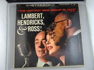 Lambert-Hendricks-amp-Ross-w-Ike-Isaacs-Trio-Harry-Edison-Columbia-CS-8198