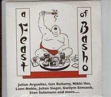 Feast of Basho Jazzwise CD album New Sealed Alec Dankworth, Iain Bellamy etc