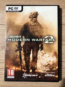 Gioco-PC-DvD-Call-of-Duty-Modern-Warfare-2-USATO