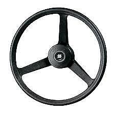 Ultraflex Boat Steering System upto 55hp 9ft Cable Helm and Black Wheel