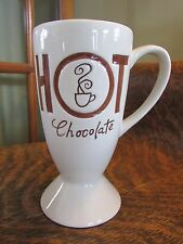 WHITTARD OF CHELSEA HOT CHOCOLATE TALL MUG CUP