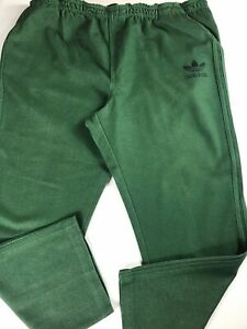 Adidas-Originals-Jeans-Mens-3XL-Green-Denim-46-x-31-Actual-Stretch-Pants-Slip-On