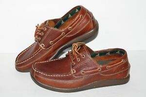 wholesale outlet new design where to buy Earth Spirit Ken Boat Shoes / Loafers, #7391523, Brown, Leather ...