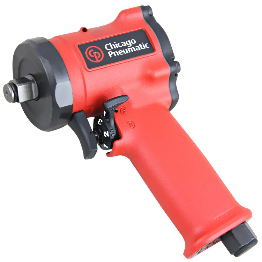 Chicago-Pneumatic CP7732 7732 1/2 Ultra-Compact Air Impact Wrench. Available Now for 128.95