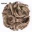 XXL-Scrunchie-Haargummi-Haarteil-Haarverdichtung-Hochsteckfrisur-Haar-Extension 縮圖 32