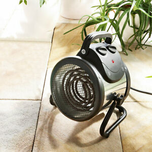 "Elektro-Gebläse-Heizung 2000W ""Palma"" Basic (Thermostat Manuell)"