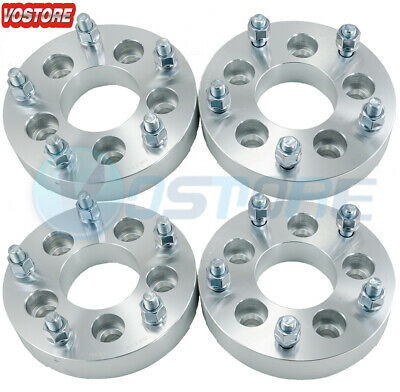 "4Pcs 1.25/""32mm Adapter 5x4.5 to 5x5 Wheel Spacers fits  2002-2007 Jeep Liberty"