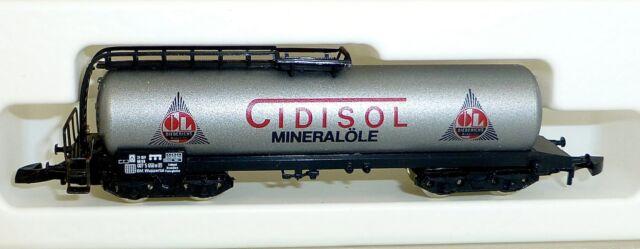 cidisol Aceites MINERALES VAGÓN CISTERNA kolls 89707 Märklin 8626 ESCALA Z 1/220