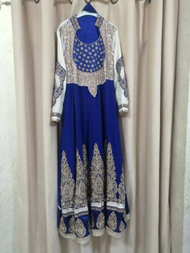 Vintage Embroidery Traditional Heritage Indian Bri
