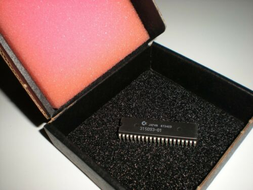 Commodore Amiga 315093-01 Kickstart 1.2 IC chip in nice condition