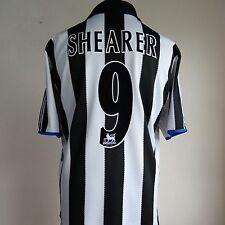 Newcastle United Home Football Shirt Adult Large SHEARER #9 1999/2000