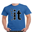 F-k-It-Funny-College-Party-T-SHIRT-humor-stick-man-Tee thumbnail 1