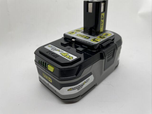 Ryobi P192 One+ 18V 4Ah Extended Capacity Lithium+ HP Battery