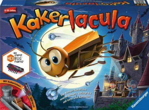 Ravensburger 223008 Kakerlacula