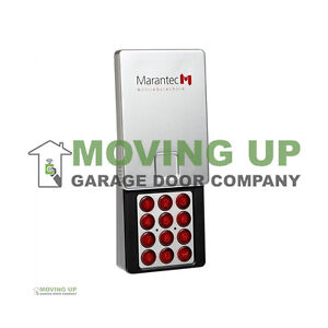 Marantec 104053 315 Mhz Keyless Entry Garage Door Opener