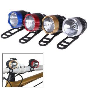 led kopf vorne fahrradlampe fahrradlampe scheinwerfer scheinwerfer e sp wr ebay. Black Bedroom Furniture Sets. Home Design Ideas