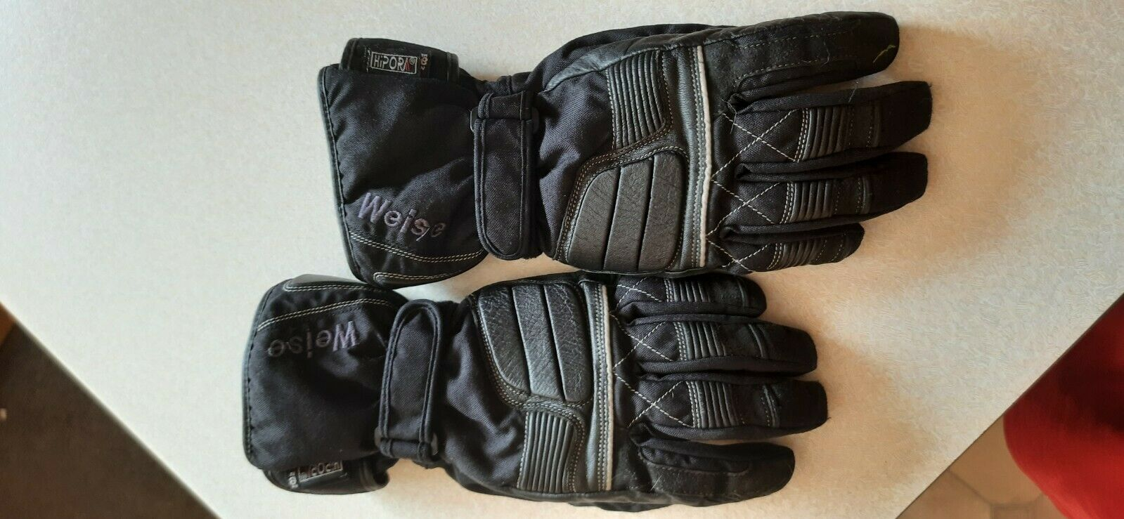weise gloves thinsulate size L