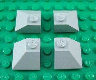 New LEGO Lot of 8 Dark Bluish Gray 2x2 Slopes
