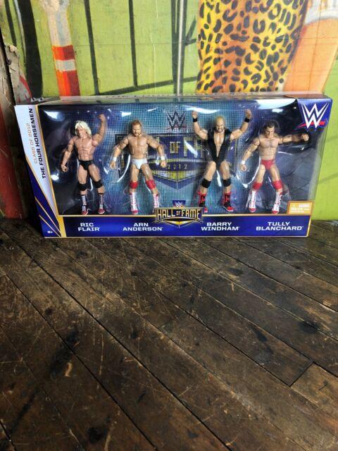WWF Hasbro action figures you pick um Kamala Macho Man Ric Flair accessories