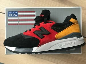 100% authentic 10b9e 84a48 Details about New Balance 998 limited Berlin exclusive edition
