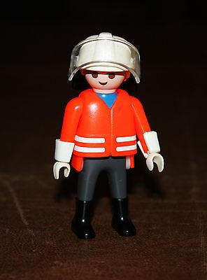 Pompier en Tenue d/'Intervention 4675 PLAYMOBIL POMPIERS G2204