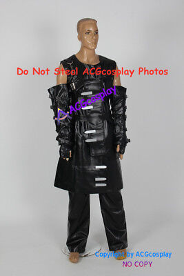 Resident Evil Nemesis Jacket Cosplay Costume and sleeves include button props